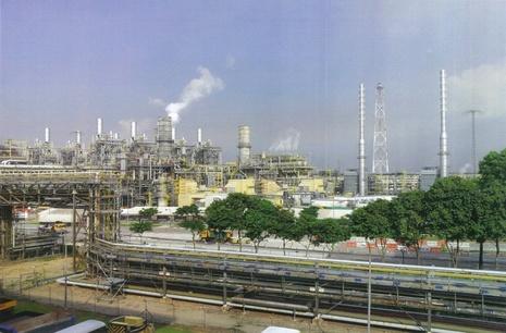 Exxon Mobil Refinery | Past Major Projects | Kiso-Jiban